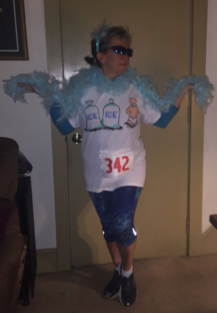 Ice Fest 4k costume